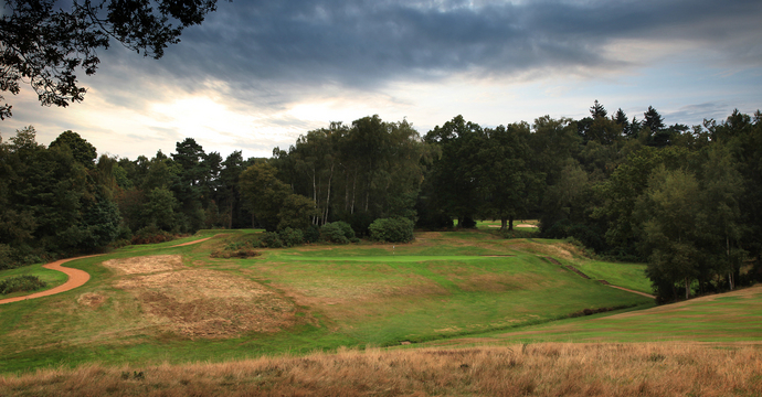 The 11th at Stoneham Golf Club