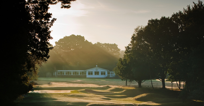 The Clubhouse at Brokenhurst Manor Golf Club